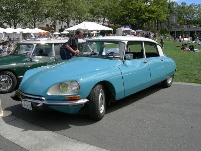 Citroen Classic Car Big1